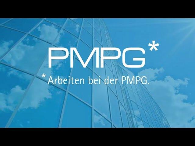 PMPG: Arbeiten bei PMPG