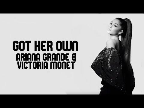 Ariana Grande & Victoria Monét - Got Her Own (Charlie's Angels Soundtrack) (Lyric Video)