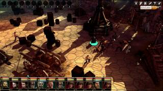 Blackguards 2 - gameplay