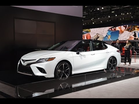 All New Camry Sport Jual Grand Avanza 1.5 2019 Toyota Washington Dc Auto Show 2018 Youtube