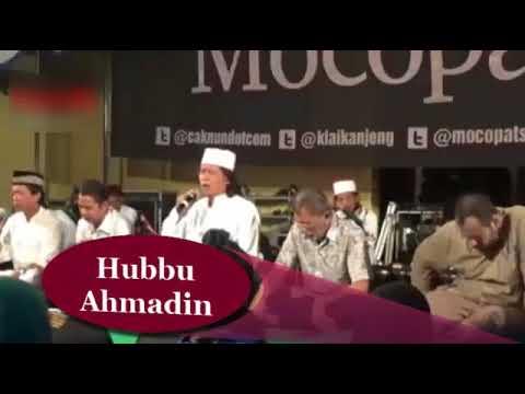 Cak Nun & KiaiKanjeng Hubbu Ahmadin