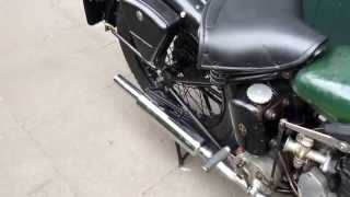 bsa b23 1937 for sale at www classic motorcycles nl