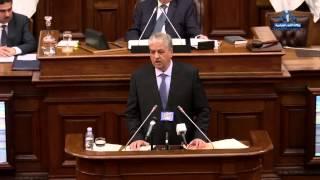 مجلس الأمة يصادق على مخطط عمل الحكومة
