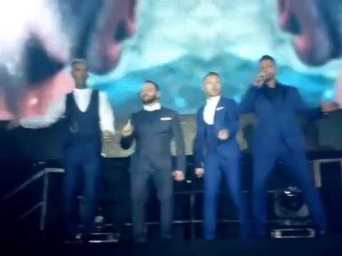 Boyzone - Love is Like A Hurricane