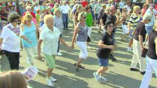 Mamma Maria Flash Mob Line Dance