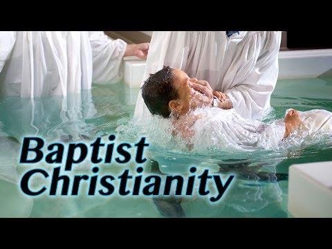 Minute Faith ~ Baptist Christianity