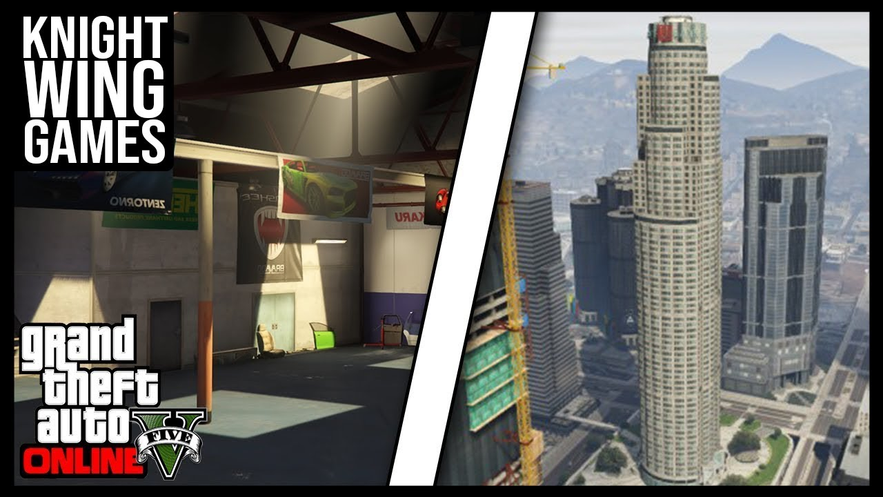 Buy Office How To Buy A Ceo Office Garage Or Vehicle Warehouse In Gta 5 Online