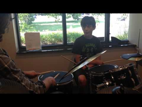 Drum Lessons at Omaha School of Music and Dance