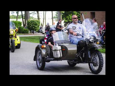 Temple - Man's Dying Wish To Hear A Harley Roar One More Time