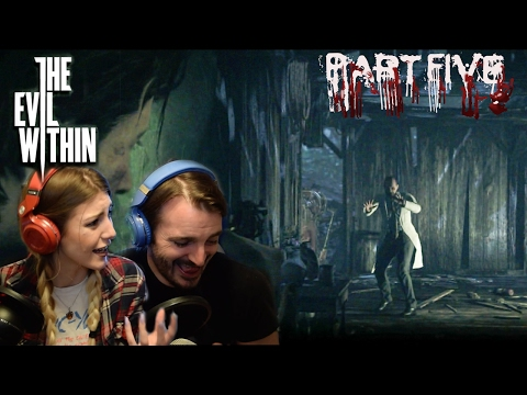 WE'RE GONNA HAVE A BAD TIME | The Evil Within | Part 5