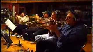 """Somethings coming on"" Dave Grusin Big Band featuring Michael Brecker solo"