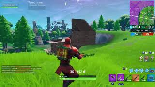 (EXCLUDED GLITCH) TO be INVISIBLE FOR A PART TO THE DARK BOMB ON FORTNITE