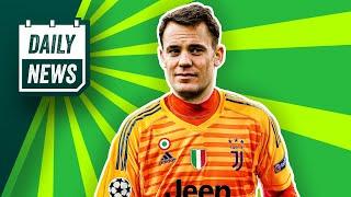 Transfer News: Juventus will Neuer? Meunier zu Bayern? Klinsmann kriegt Probleme!