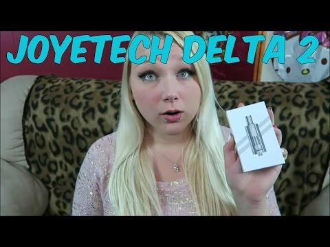 JoyeTech Delta 2 Review!   TiaVapes Review