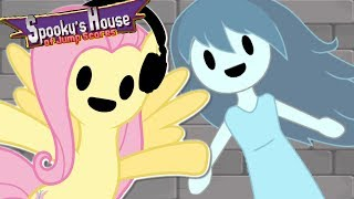Fluttershy plays Spooky's House of Jumpscares 🍉 | SPOOK ON | Part 1