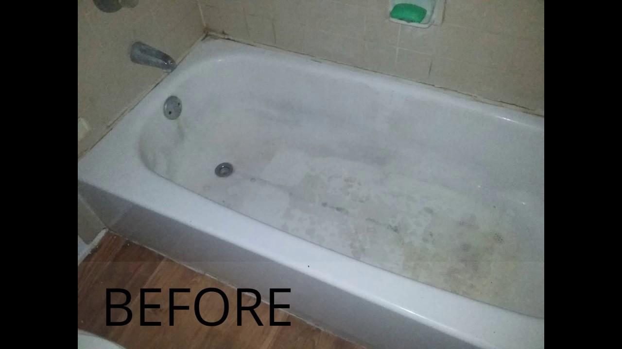 Bathtub Refinishing Dallas - YouTube