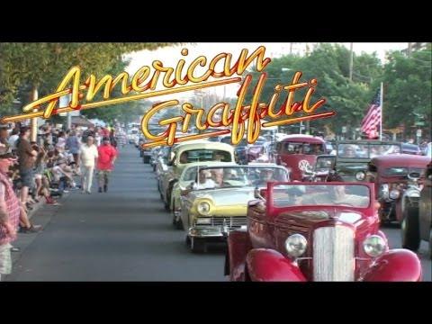 American Graffiti Cruising Parade 2014 - The Kiwanis Classic Car Parade - MUSIC VIDEO!
