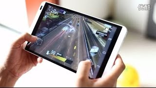 Test du Huawei MediaPad M1
