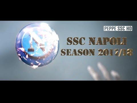 """Promo SSC Napoli Season 2017/18 """"Che lo Spettacolo abbia inizio!"""""""