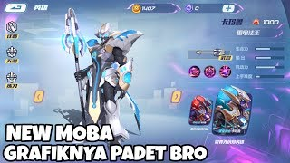 AMAZING NEW MOBA!!!    Heroic Battle   Android ios gameplay & download