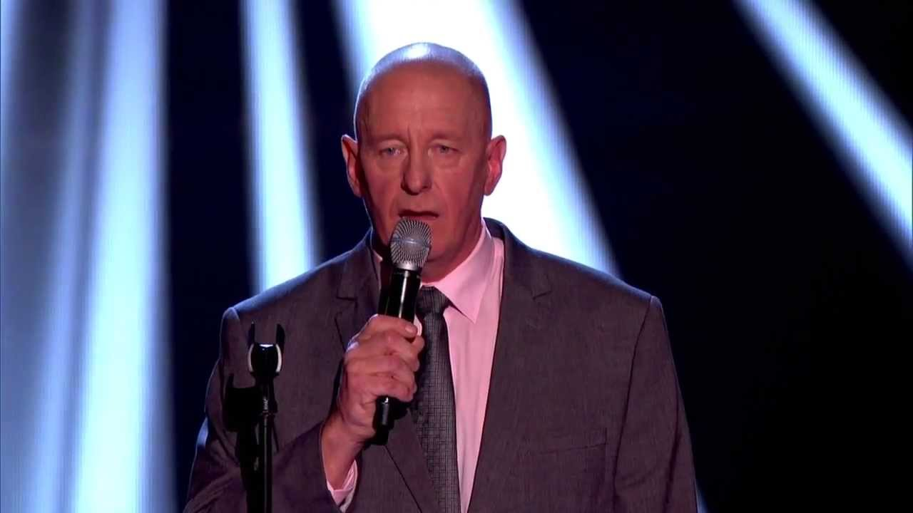 Download Bob Blakeley: What a voice!!! The Voice UK 2014