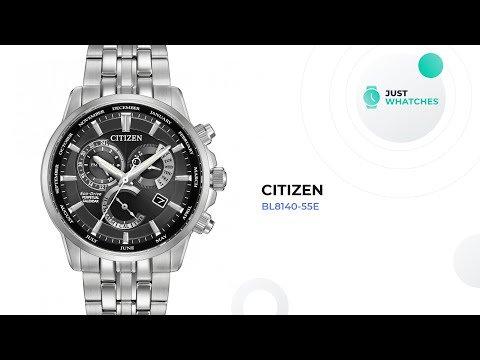 Slick Citizen BL8140-55E Watches For Men Full Specs, Prices, Detailed 360°