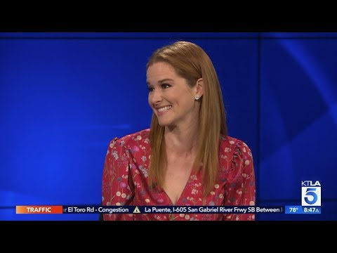 Sarah Drew on her Emmy Nominated Web Series
