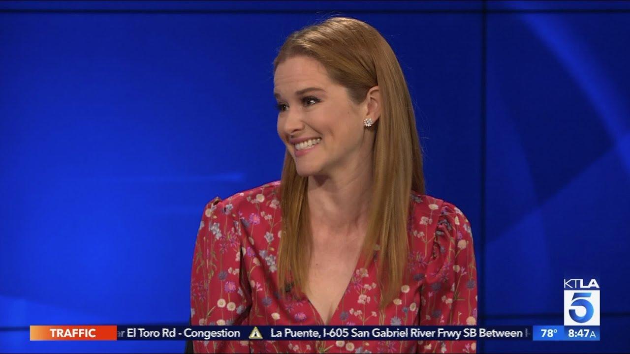 Sarah Drew On Her Emmy Nominated Web Series Greys Anatomy B Team