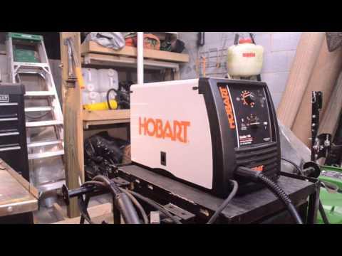 Hobart Handler 140 Overview- An Excellent Beginner ...