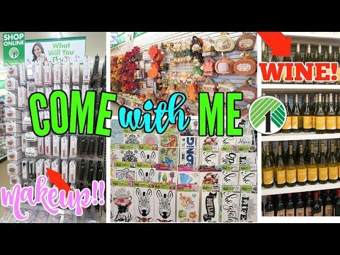 Come with Me to Dollar Tree! Makeup MOTHER LOAD + Fall Decor Finds