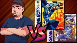 Johnny vs. Mega Man Xtreme 1 & 2