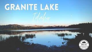 Granite Lake Idaho | Camping, Kayaking, Hİke to Goose Creek Falls, McCall Idaho fun