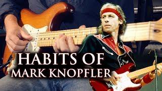 Habits of Mark Knopfler