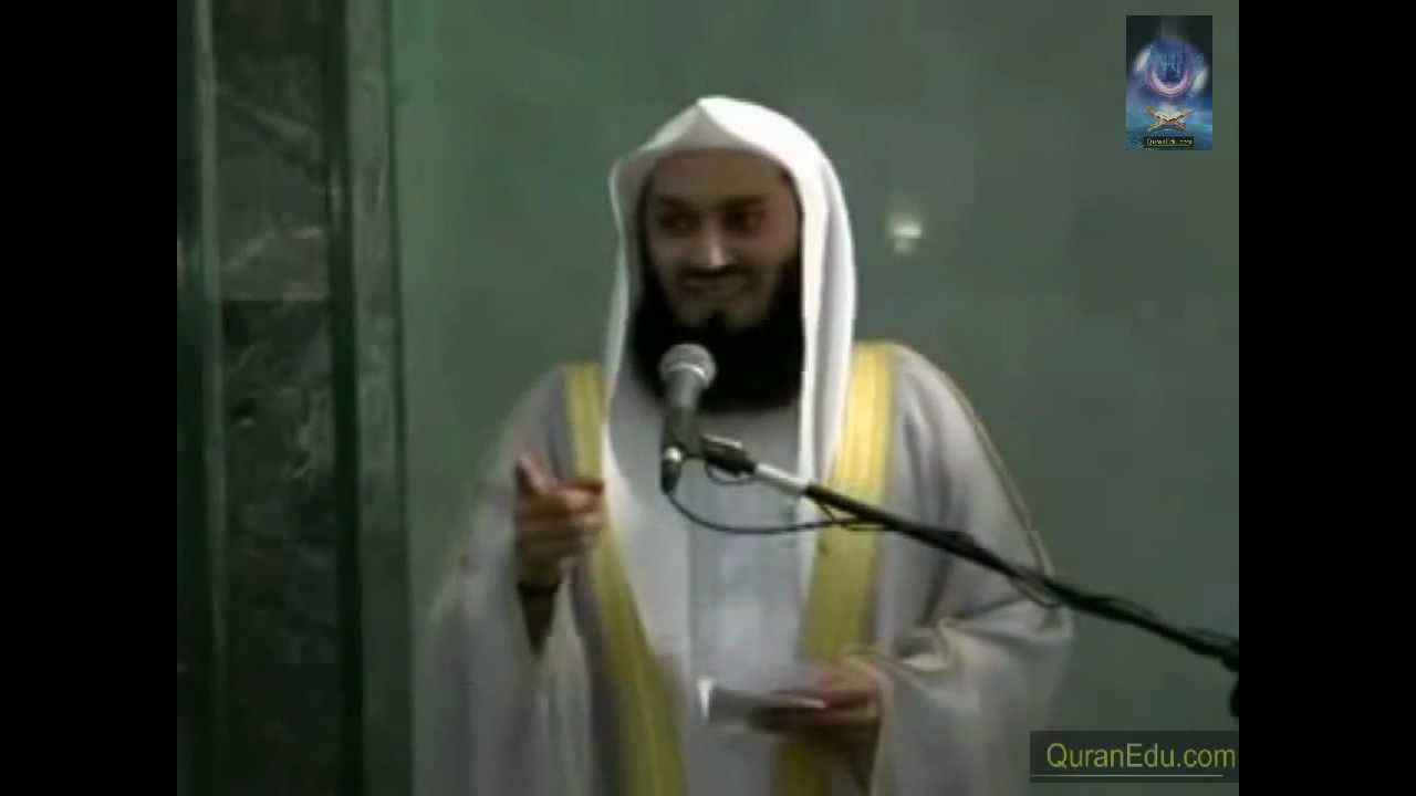Lecture 01- Life of Prophet Muhammad(PBUH)-Mufti Menk