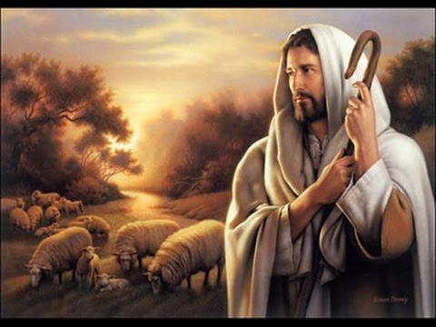 The Good Shepherd...Follow The Leader