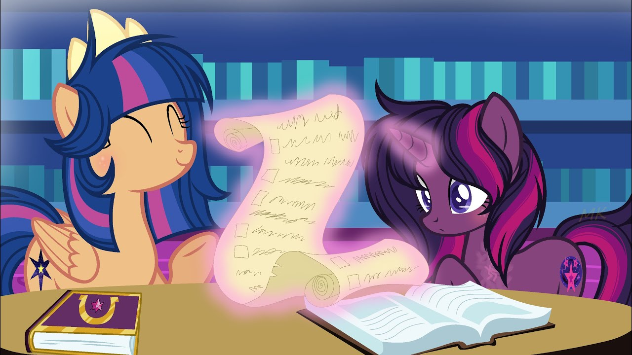 SpeedEdit Of We Have To Do All Of These?! (MLP Base)