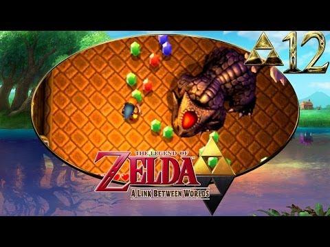 Jusqu'au Bout de Zelda : A Link Between Worlds - Le Palais Des Ténèbres (Partie 12)