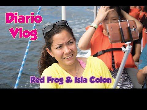 Playa Red Frog e Isla Colón Bocas del Toro