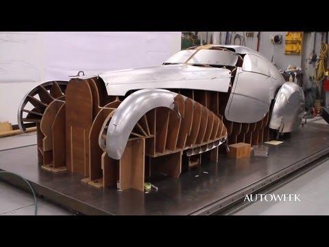 Spec Racer Ford >> 1939 Bugatti Type 64 build - restoration video (part one