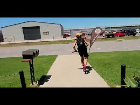 Freestyle Team Rider Darcy Davidson