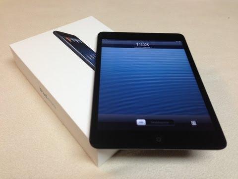 Análisis iPad Mini - Revisado iPad Mini de Apple