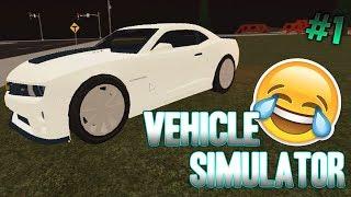 TRANSFORMANDO MI CAMARO ZL1!!! Roblox Fahrzeug Simulator #1