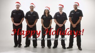 Christmas Dance with the Surgeons from OHNI - White Christmas