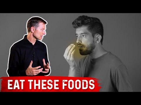 The Best Foods for Bad Breath