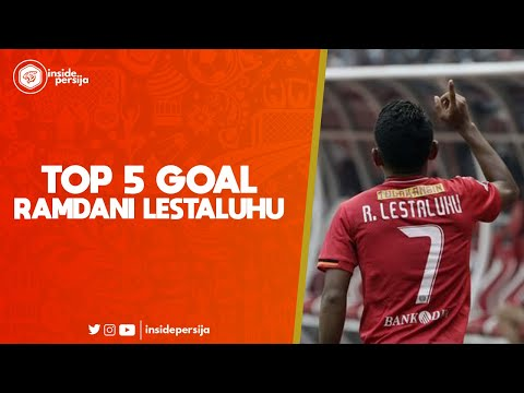 Top 5 Goals - Ramdani Lestaluhu