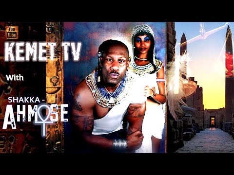 AFRICAN AMERICAN ILLUSIONS ABOUT THE BIBLE / KEMET TV w. SHAKKA-AHMOSE EP 1