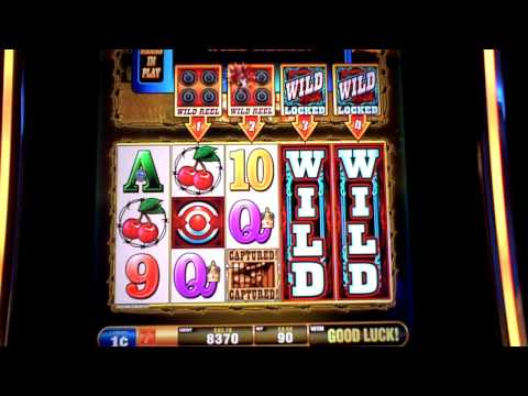 Gauchos Gold slot bonus win at Valley Forge Resort and Casino