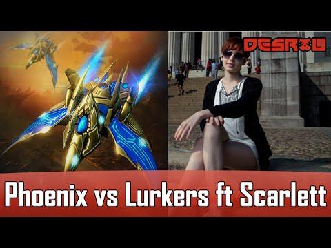 Phoenix vs Lurkers ft Scarlett