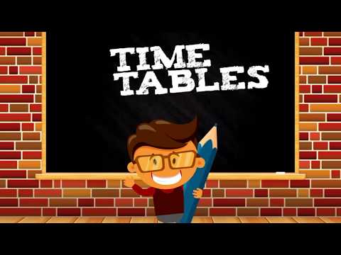 Maths Times Table Multiplication Games For Kids | Multiplication Tables App | Learn Tables For Kids