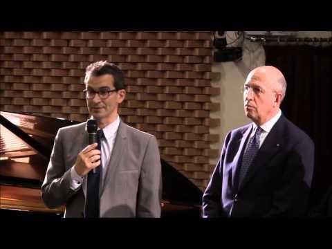 Confindustria Ravenna, premio tesi di laurea, l'intervento di Federico Marchetti di YOOX
